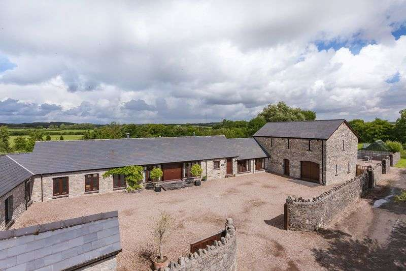 5 Bedrooms Property for sale in Lydmore Barns, Dyffryn, Vale of Glamorgan