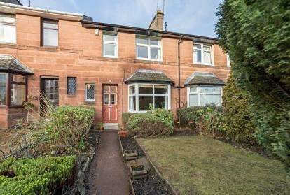 3 Bedrooms Terraced House for sale in Giffnock Park Avenue, Giffnock