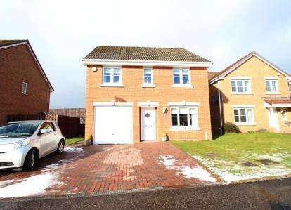 4 Bedrooms Detached House for sale in Cornfoot Crescent, Gamekeepers Wynd