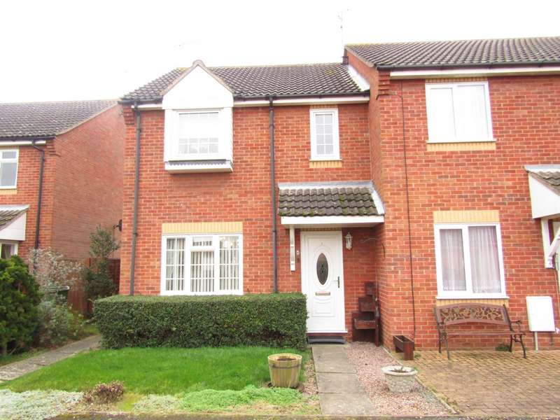 3 Bedrooms House for sale in Duckworth Close, Whittlesey, PE7