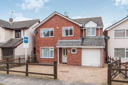 4 Bedrooms Detached House for sale in Stanton, Bury St Edmunds, Suffolk