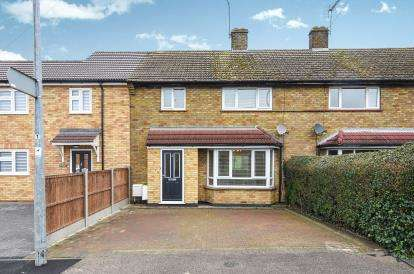 3 Bedrooms Terraced House for sale in Ongar, Essex