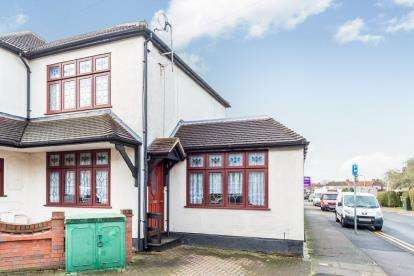 2 Bedrooms End Of Terrace House for sale in Collier Row, Romford, Havering