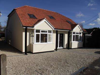 5 Bedrooms Detached House for sale in Hounsdown, Southampton, Hampshire