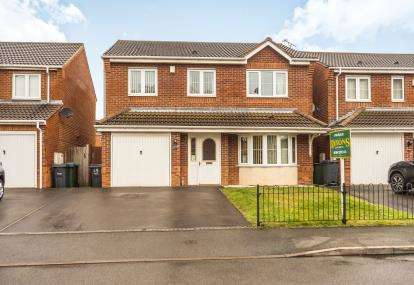 4 Bedrooms Detached House for sale in Mehdi Rd, Tividale, West Midlands, 65 Mehdi Rd