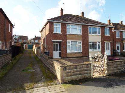 3 Bedrooms Semi Detached House for sale in Deans Way, Coventry, West Midlands