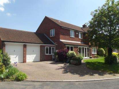 4 Bedrooms Detached House for sale in Sunningdale, Tamworth, Staffordshire, England