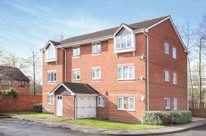 2 Bedrooms Flat for sale in Weston Drive, Bilston, Wolverhampton, West Midlands