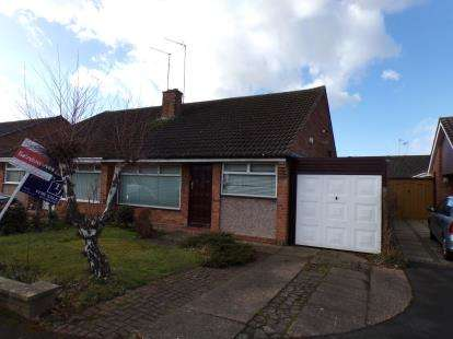 3 Bedrooms Bungalow for sale in Treyford Close, Silverdale, Nottingham, Nottinghamshire