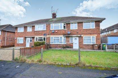 2 Bedrooms Maisonette Flat for sale in Ilion Street, Mansfield, Nottinghamshire