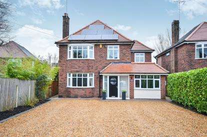 6 Bedrooms Detached House for sale in Askew Lane, Warsop, Mansfield, Nottinghamshire