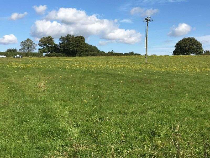 Property for sale in 9.851 Acres of Land & Stables, Heol Penrhiw, Bedwellty