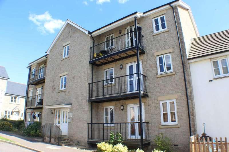 2 Bedrooms Apartment Flat for sale in Watkins Way, Bideford