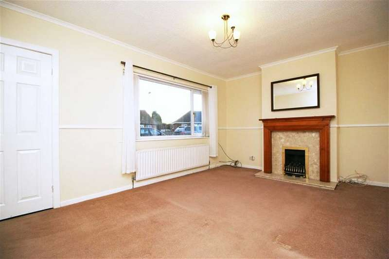 2 Bedrooms Semi Detached House for rent in Fern Drive, Cramlington