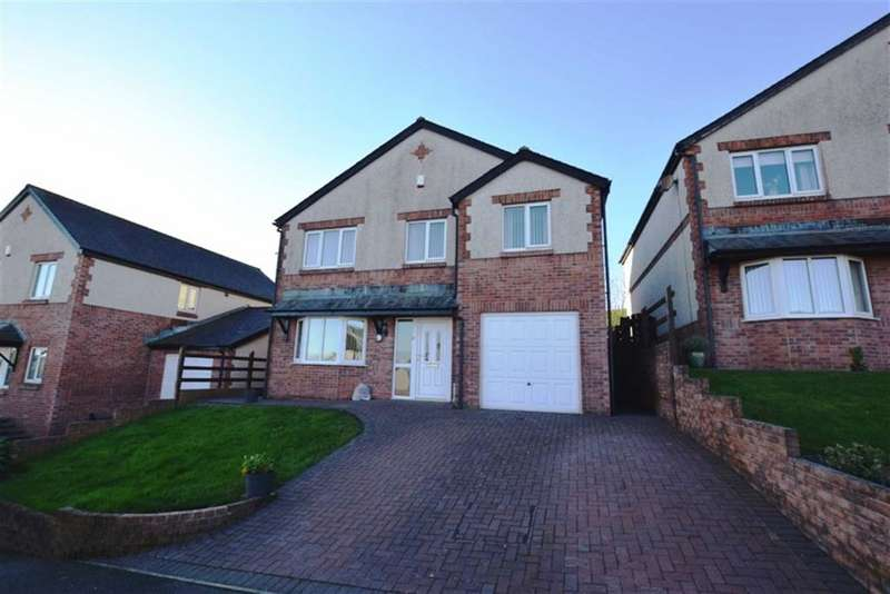 5 Bedrooms Detached House for sale in Sandalwood Close, Barrow In Furness, Cumbria