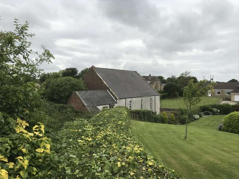 3 Bedrooms Detached House for sale in The Old Methodist Church, Moorsholm, Saltburn By The Sea, TS12 3JA