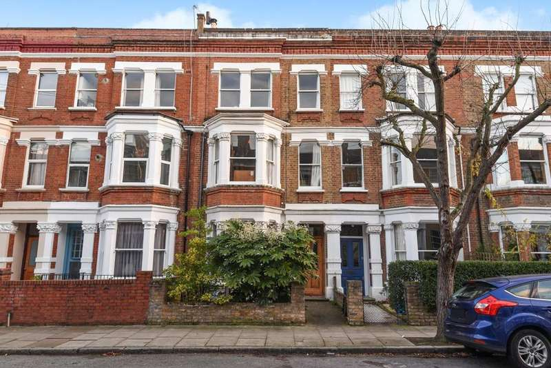 4 Bedrooms Terraced House for sale in St. John's Villas, Archway