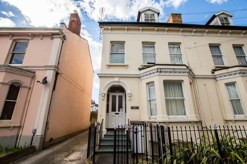 1 Bedroom Flat for sale in All Saints Road, Fairview, Cheltenham GL52 2HA