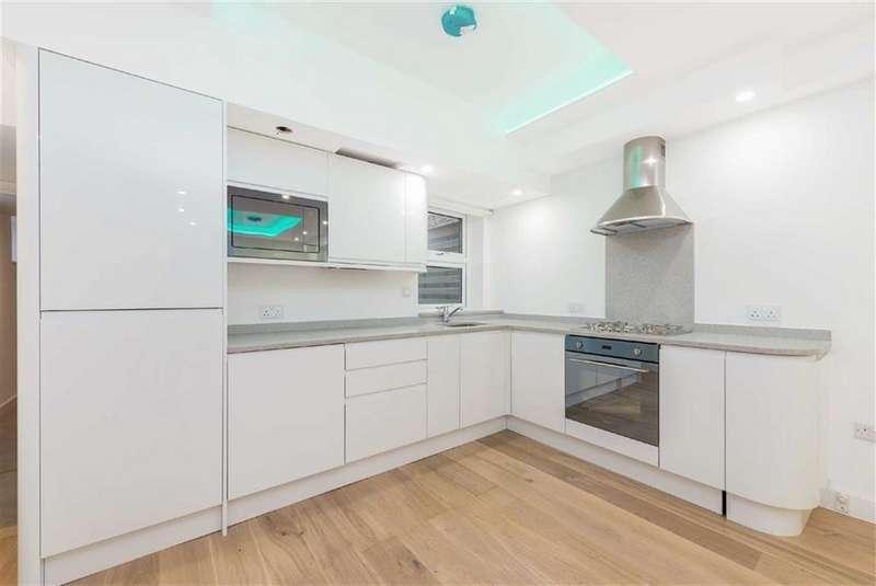 1 Bedroom Flat for sale in Landor Road, LONDON