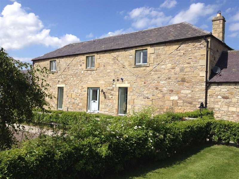 5 Bedrooms Barn Conversion Character Property for sale in Netherton, Netherton, Northumberland