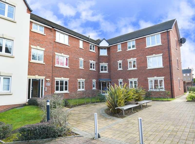 2 Bedrooms Apartment Flat for sale in Brewers Square, Edgbaston, Birmingham, B16