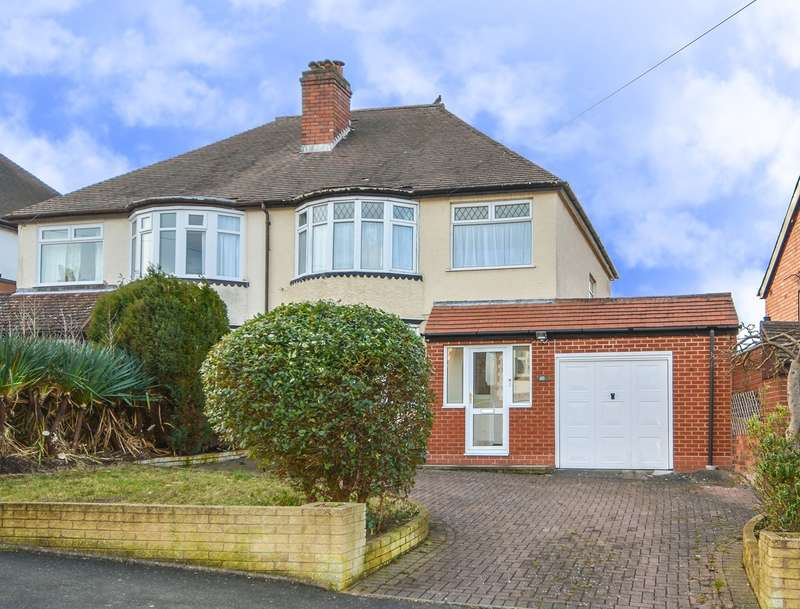 3 Bedrooms Semi Detached House for sale in Pitcairn Road, Bearwood , B67