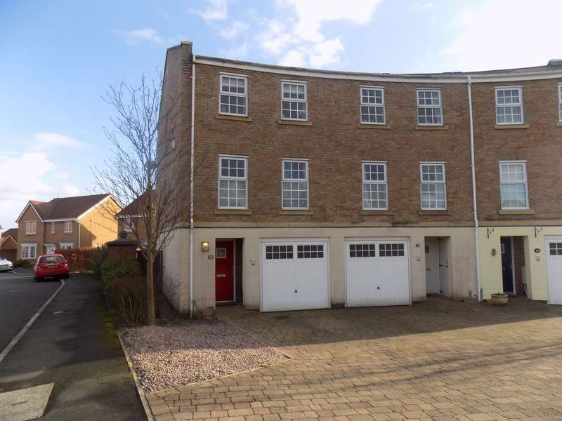4 Bedrooms Town House for sale in Anderton Crescent, Buckshaw Village, Chorley, PR7