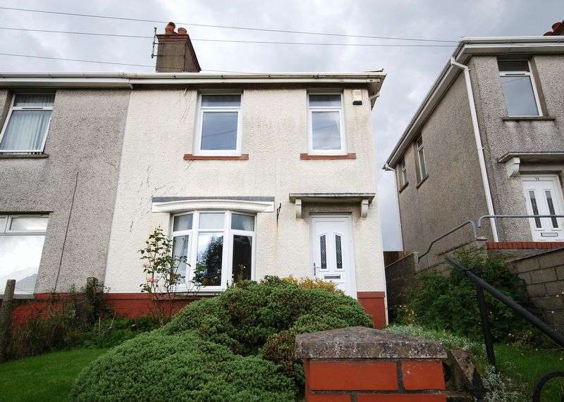2 Bedrooms Property for sale in 73 Brynhyfryd Road, Briton Ferry, Neath