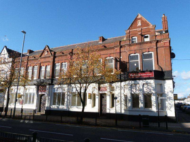 2 Bedrooms Apartment Flat for sale in Marquis Court, Blaby Road, Wigston