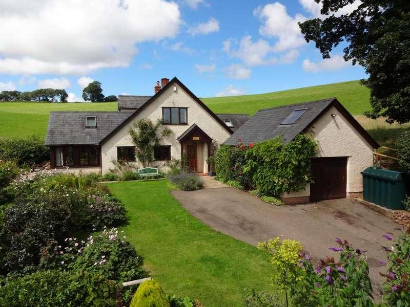 4 Bedrooms Detached Bungalow for sale in Washford, Watchet