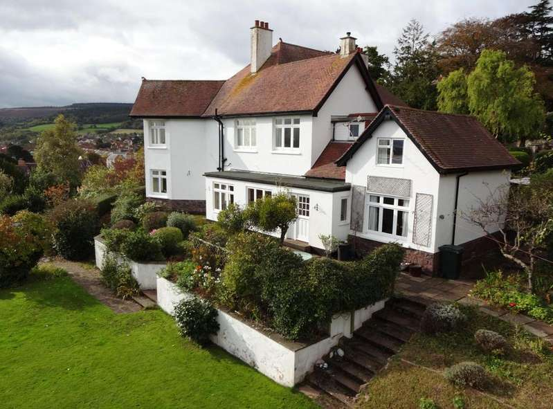4 Bedrooms Semi Detached House for sale in Northfield Road, Minehead