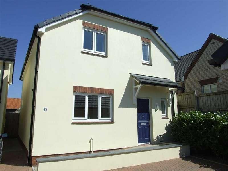 3 Bedrooms Detached House for sale in Manor Park, Sticklepath, Barnstaple, Devon, EX31