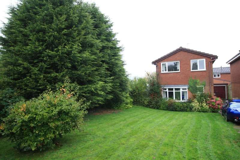 3 Bedrooms Detached House for sale in Runnymede, Stone, Staffordshire, ST15