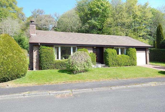 2 Bedrooms Bungalow for sale in Eriskay, 9 Broadmeadows, Yarrowford, TD7 5LZ
