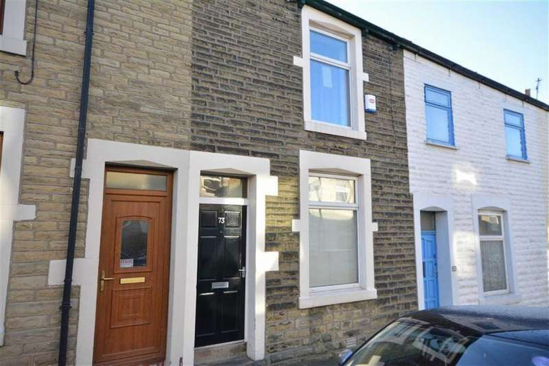 2 Bedrooms Terraced House for sale in Oswald Street, Accrington, Lancashire, BB5
