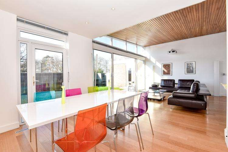 5 Bedrooms House for rent in Tollgate Drive Dulwich SE21