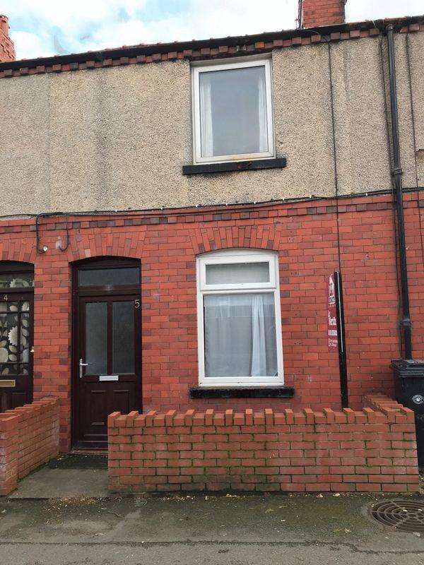 2 Bedrooms Terraced House for sale in Caradoc Terrace, St. Asaph