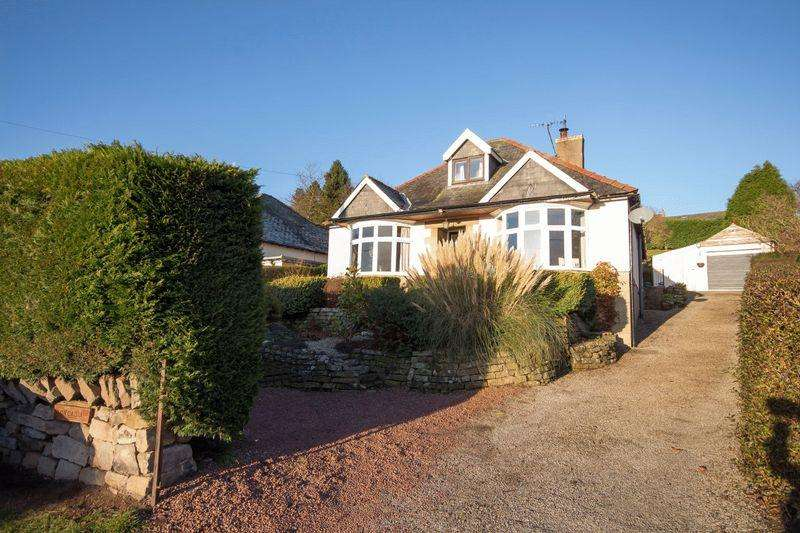 4 Bedrooms Detached House for sale in Hillside Road East, Rothbury, Morpeth