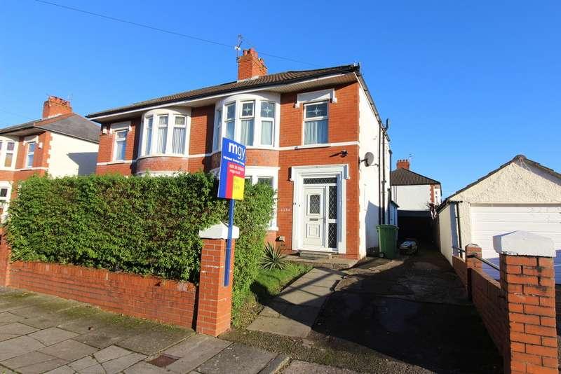 3 Bedrooms Property for sale in St. Gowan Avenue, Heath, Cardiff