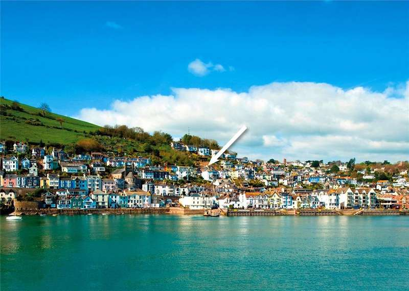 3 Bedrooms Semi Detached House for sale in Above Town, Dartmouth, Devon, TQ6