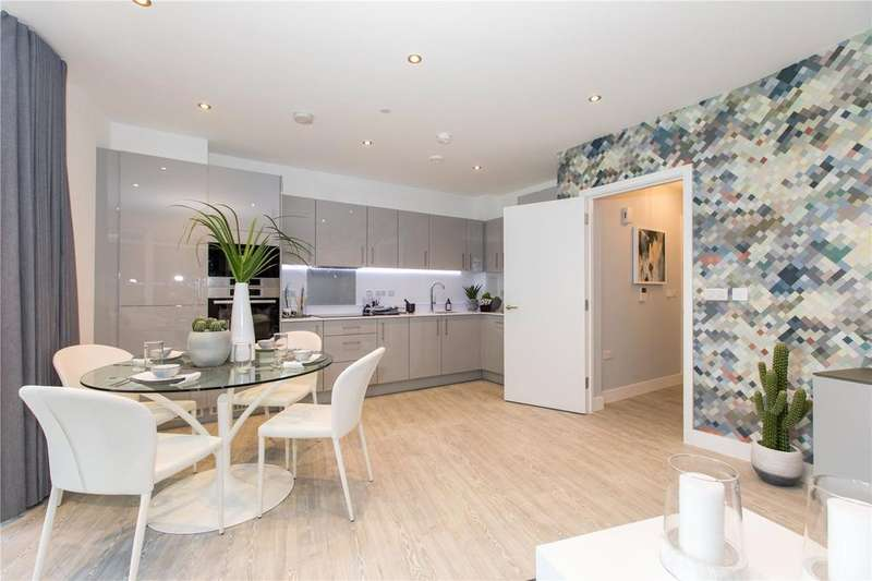 2 Bedrooms Flat for sale in Plot 13, Mosaics, Headington, Oxford, OX3