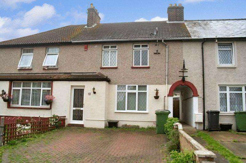 4 Bedrooms Terraced House for sale in Cedar Road, Dartford