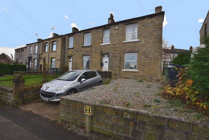 3 Bedrooms Semi Detached House for sale in Stile Common Road, Huddersfield HD4