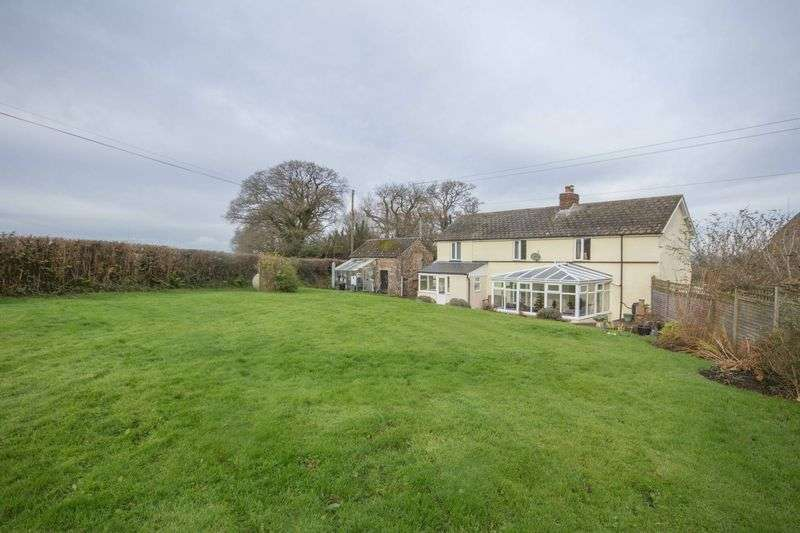 2 Bedrooms Property for sale in Woodland Head Yeoford, Crediton