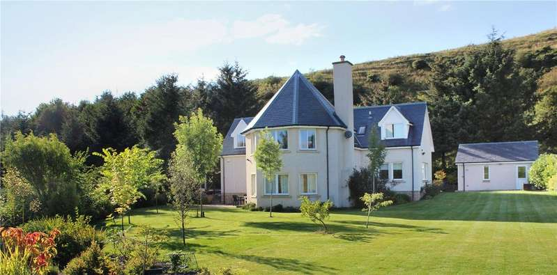 5 Bedrooms Detached House for sale in Elmbank, Kirkton, Roxburghshire, Scottish Borders