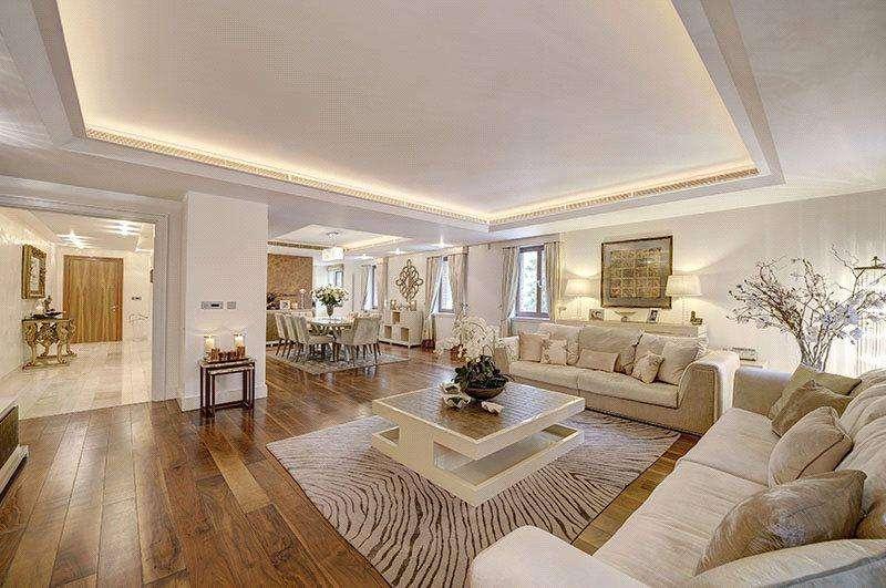 2 Bedrooms Flat for sale in Lancelot Place, Knightsbridge, London, SW7