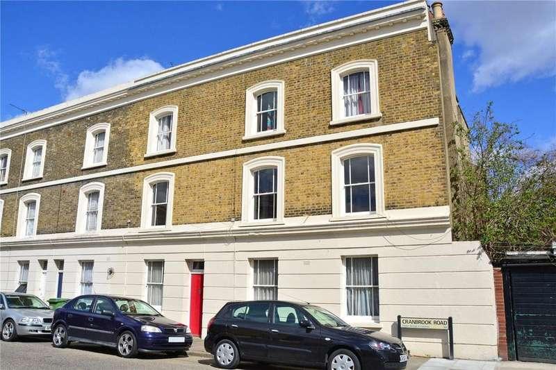 3 Bedrooms Flat for sale in Cranbrook Road, Deptford, London, SE8