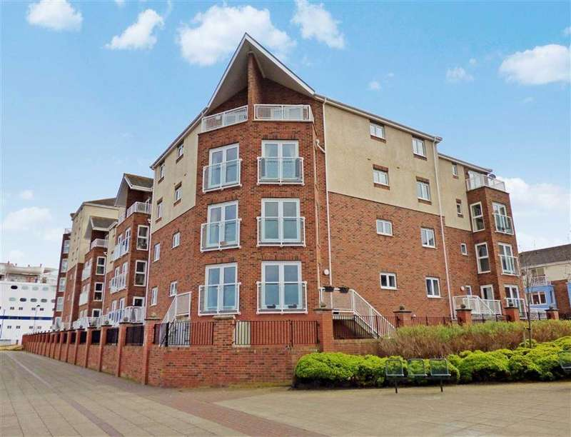 1 Bedroom Flat for sale in Commissioners Wharf, North Shields