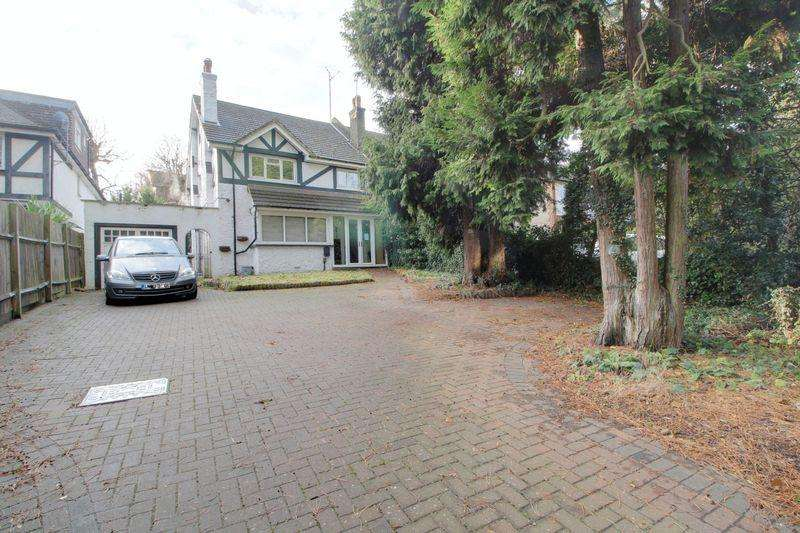 4 Bedrooms Semi Detached House for sale in Foxley Lane, West Purley