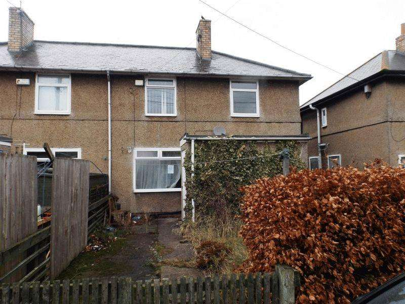3 Bedrooms Semi Detached House for sale in Edith Street, Widdrington
